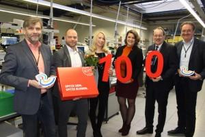 100 Unternehmen aus MK_560